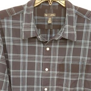 EC Men's LS Button Down